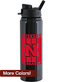 University of Nebraska - Lincoln 28 oz. Alumini Water Bottle