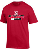University of Nebraska - Lincoln Baseball T-Shirt