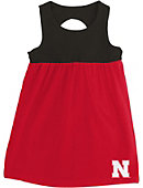 University of Nebraska - Lincoln Toddler Girls Empire Dress