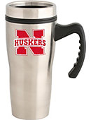 University of Nebraska - Lincoln Stainless Hudson Mug