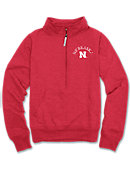 University of Nebraska - Lincoln Huskers Women's 1/2 Zip Top