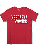 Alta Gracia University of Nebraska - Lincoln Athletic Fit T-Shirt
