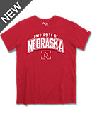 Alta Gracia University of Nebraska - Lincoln Huskers Athletic Fit T-Shirt