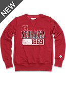 Alta Gracia University of Nebraska - Lincoln Huskers Crewneck Sweatshirt