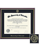 University of Nebraska - Lincoln 8.5'' x 11'' Value Price Scholastic Diploma Frame