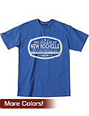 College of New Rochelle Short Sleeve T-Shirt