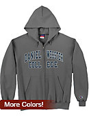Daniel Webster College Full-Zip Hooded Sweatshirt