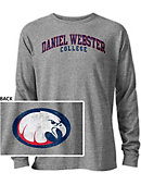 Daniel Webster College Long Sleeve Victory Falls T-Shirt