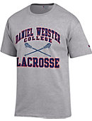 Daniel Webster College Lacrosse T-Shirt