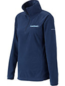 Mount Holyoke College 1/4 Zip Women's Glacial Fleece