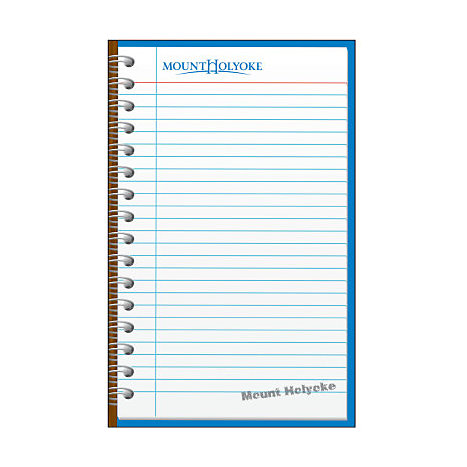 Product: Mount Holyoke College 50-Sheet Memopad 2-Pack