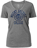 Mount Holyoke College Women's V-Neck T-Shirt