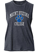 Mount Holyoke College Women's Muscle Tank Top