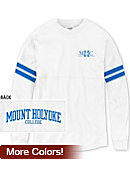 Mount Holyoke College Women's Ra Ra T-Shirt
