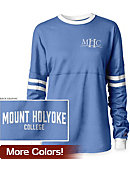 Mount Holyoke College Women's Long Sleeve RaRa T-Shirt