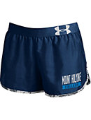 Mount Holyoke College Women's Performance Shorts