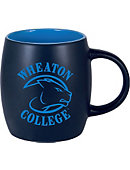 Wheaton College Lyons 12 oz. Robusto Mug