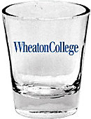 Wheaton College Collector's Glass