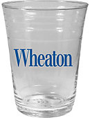 Wheaton College 16 oz. Glass Party Cup