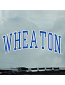 Wheaton College Cling Decal