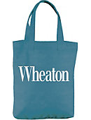 Wheaton College Cotton Tote