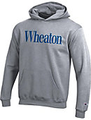 Wheaton College Youth Hooded Sweatshirt
