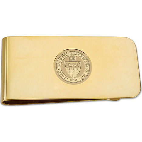 Product: Canisius College Moneyclip