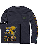 Canisius College Golden Griffins Long Sleeve T-Shirt