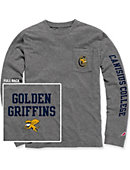 Canisius College Long Sleeve Pocket T-Shirt