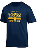 Canisius College Softball T-Shirt