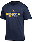 Canisius College Griffins Softball T-Shirt