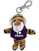 University of Massachusetts-Boston 'I Heart' Plush Keytag