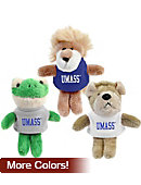 University of Massachusetts-Boston Plush Magnet