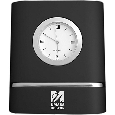 Product: University of Massachusetts-Boston Desk Clock