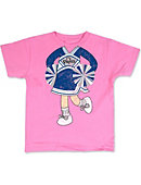 Berry College Cheerleader Infant T-Shirt