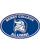 Berry College 3.5' x 5.5' Magnet