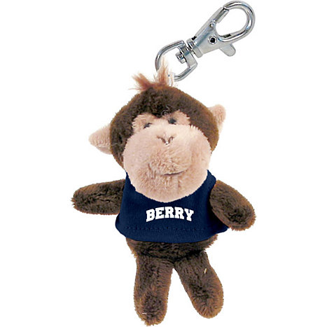 Product: Berry College Plush Keychain