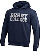 Berry College Youth Hooded Sweatshirt