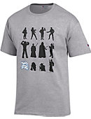 Berry College Vikings Star Wars T-Shirt