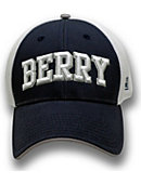 Berry College Stretch Fitted Micro Mesh Cap