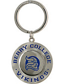 Berry College Vikings Keychain