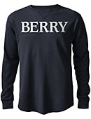 Berry College Watch Hill Waffle Long Sleeve T-Shirt