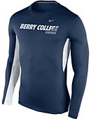 Nike Berry College Vikings Vapor Long Sleeve T-Shirt