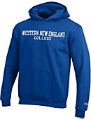 Western New England University Youth Hooded Sweatshirt