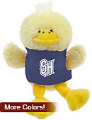 Seton Hall University Plush Magnet