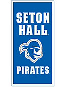 Seton Hall University Pirates 18'' x 36'' Banner