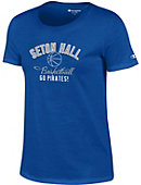 Seton Hall University Pirates Basketball Women's T-Shirt