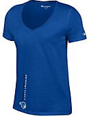 Seton Hall University Pirates Women''s V-Neck T-Shirt