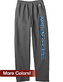 Seton Hall University Pirates Open Bottom Sweatpants