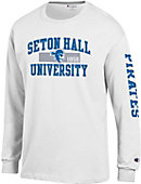Seton Hall University Pirates Long Sleeve T-Shirt